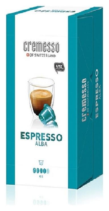 Кофе в капсулах Cremesso Alba 16 порций  Cremesso