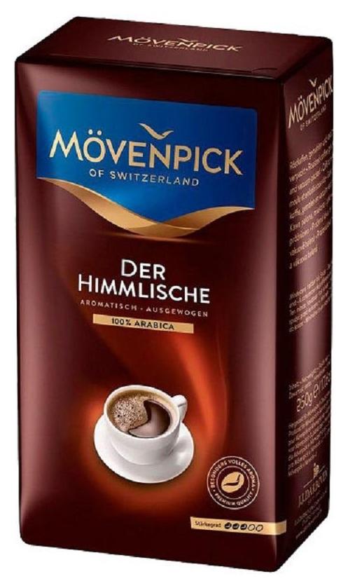 Кофе Movenpick Der Himmlische молотый, 250г  Movenpick