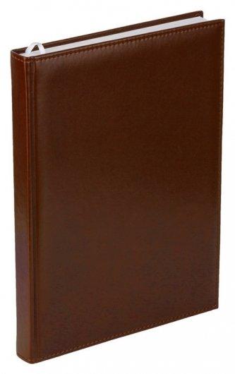 Еженедельник недатированный коричнев,а4,195х265мм,72л,аттасне каньон  Attache