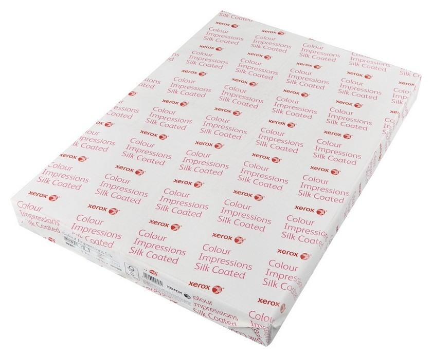 Бумага для цв.лазер.печ. Xerox Col Impress Silk(Sra3,115г,128%cie)пачка500л  Xerox