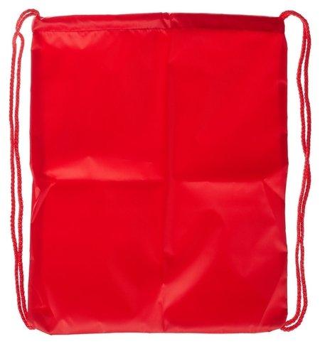 Мешок для обуви №1school 1 отд,полиэстер, 350x420 мм, красный  №1 School