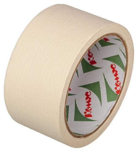 Клейкая лента бумажная (Малярная) комус 48мм х 19м  Комус