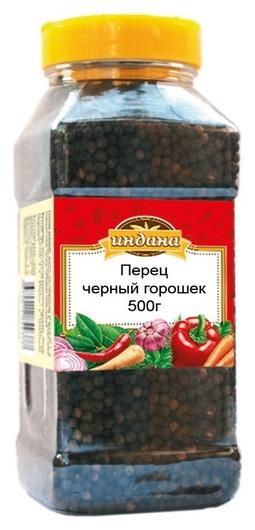 Приправа индана перец черный горошек, 500г  Индана