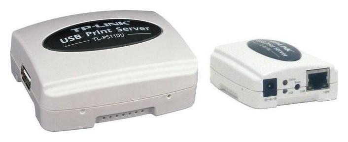 Принт-сервер Tp-link Tl-ps110u  Tp-link