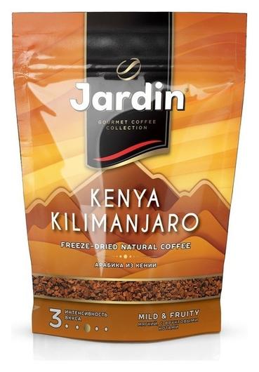 Кофе Jardin кения килиманджаро растворимый, пакет 150 г.  Jardin