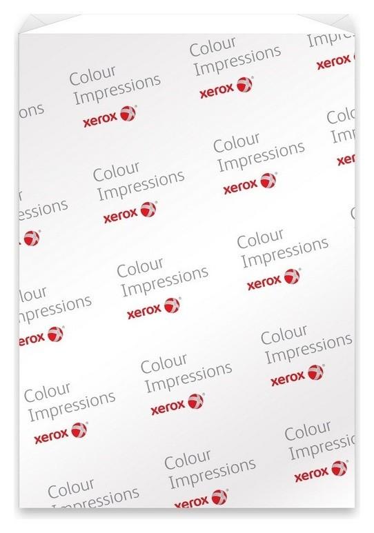 Бумага для цв.лазер.печ. Xerox Col Impress Silk(Sra3,350г,128%cie)пачка125л  Xerox