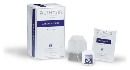 Чай Althaus Deli Packs Assam Meleng 20 пакx1,75гр/уп  Althaus