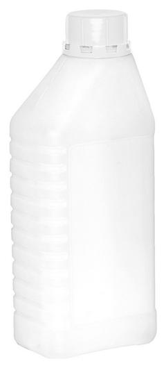 Канистра пластиковая 1 литр, с крышкой NNB