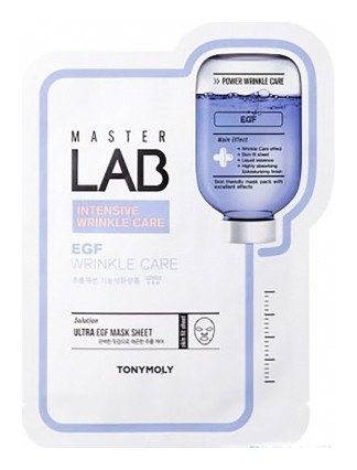 Маска для лица Master Lab EGF Mask Sheet  Tony Moly