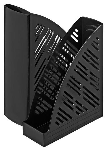 Вертикальный накопитель Attache 85мм черный 2 шт/упк  Attache