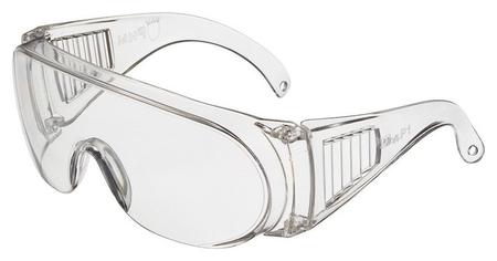 Очки защитные открытые Р1 тип люцерна прозрачные  NNB