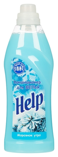 Кондиционер для белья Help морозное утро 1л HELP