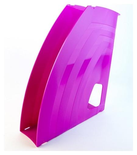 Вертикальный накопитель Attache Fantasy 65мм розовый  Attache