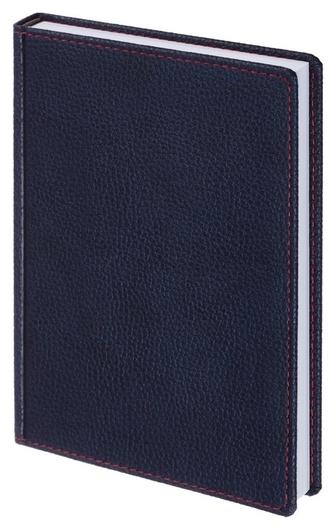 Ежедневник недатированный а5,142x210мм,176л,темн-синий аттаснеbizon  Attache
