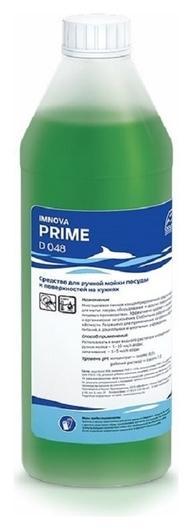 Профхим для посуды для ручного мытья и обезжир Dolphin/imnova Prime (D048), 1л  Dolphin