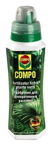 Удобрение для декоративных растений 500 мл 1442912066  Compo