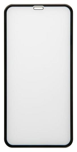 Защитное стекло Apple Iphone 11, 3D, FS FG, Red Line, черное, ут000018361  Red line
