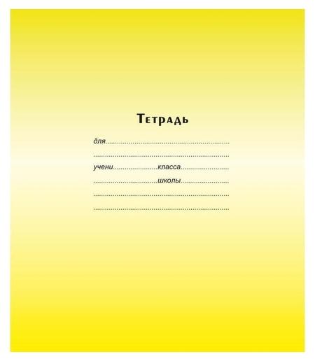 Тетрадь школьная А5 12л,част.кос.линия,скрепка градиент тш12к9183/6 в ассор  Мировые тетради