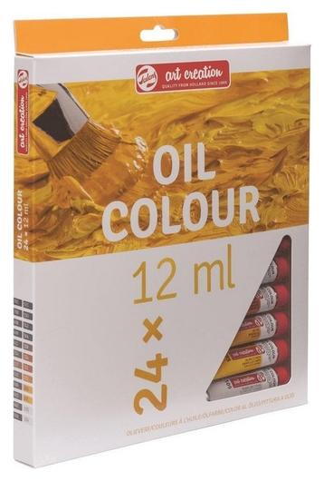Краски масляные Art Creation 24цвx12мл, 9020124m  Royal Talens