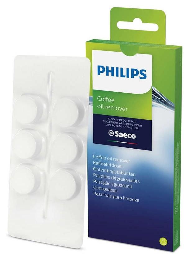 Таблетки для очистки от кофейных масел Philips Ca6704/10  Philips