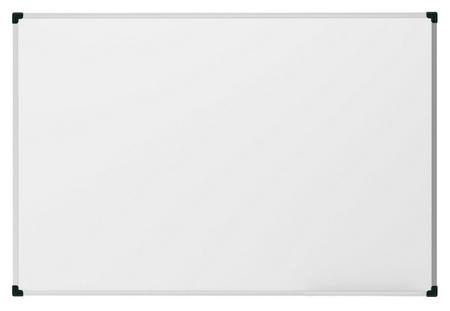 Доска магнитно-маркерная Attache Economy 90х120 мет.бел.проф.,черн.угл Attache