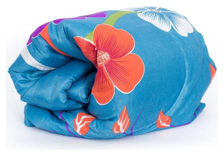 Одеяло 140х205 полиэстер, вата 100%  NNB