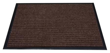 Ковер входной влаговпитывающий Luscan 1200х1800 мм коричневый  Luscan