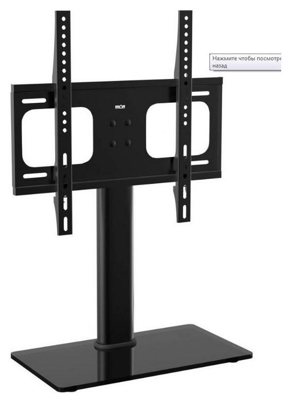 Подставка настольная для ТВ Onkron PT1 чёрный  Onkron