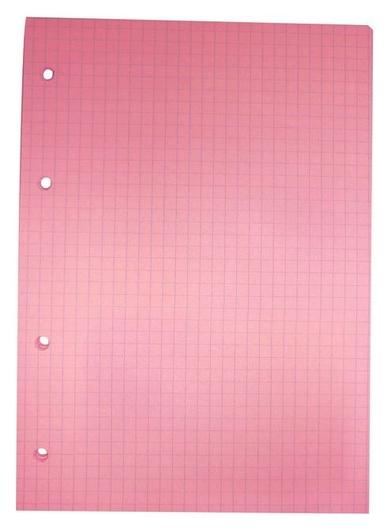 Сменный блок тонир,розовый,80л,а5  NNB