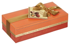 Набор шоколадных конфет пралине маршанд из 16 видов 200гр (Mdc01)  MarChand