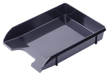 Лоток для бумаг Attache Loft HDF черный  Attache