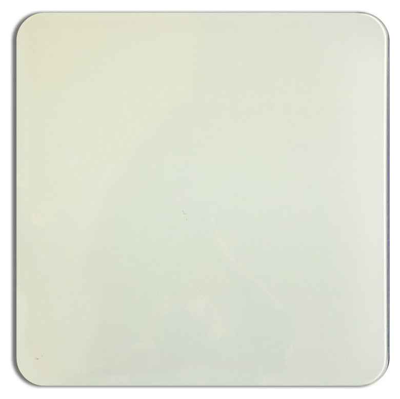 Доска стеклянная магнитная Attache, белый 450х450 Attache