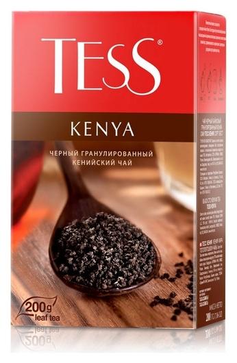 Чай Tess Kenya гран. черный,200г 1250-12 Tess