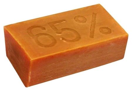 Мыло хозяйственное 65% 250 гр. гост  NNB