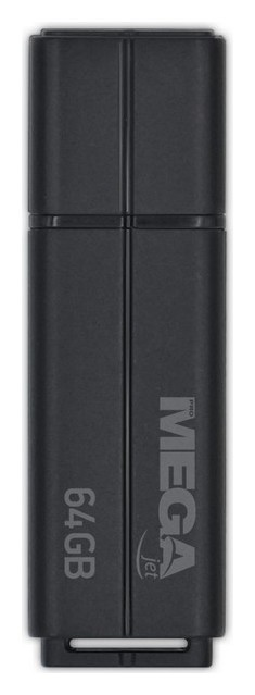 Флеш-память Promega Jet, 64gb, USB 2.0, чер, Pj-fd-64gb-black  ProMEGA