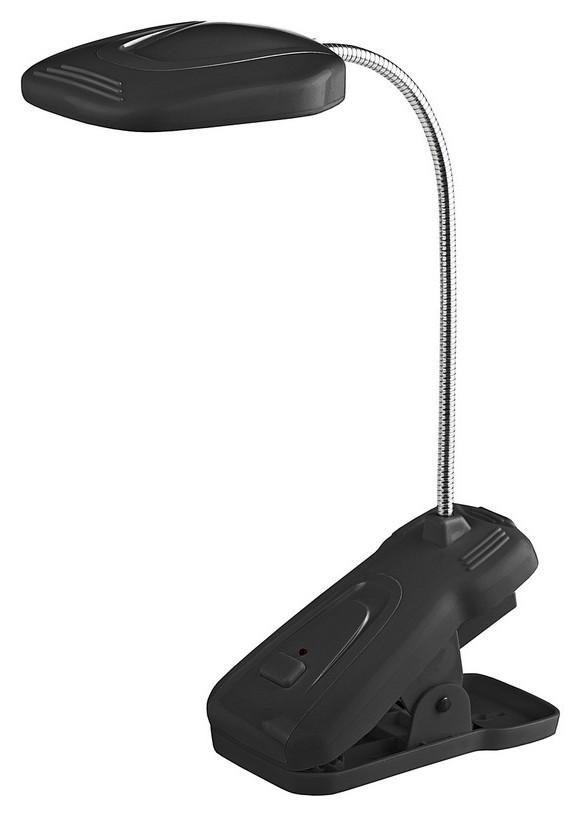 Светильник Эра Nled-420-1.5w-bk черный Nled-420-1.5w-bk  Эра
