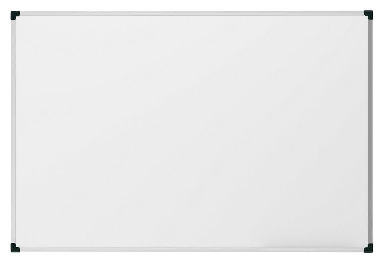 Доска магнитно-маркерная Attache Economy 60х90 мет.бел. профиль черн.угл  Attache