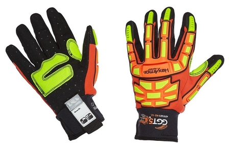 Перчатки защитные Hexarmor Ggt5 Mud Series (Р9) (4021x)  HexArmor