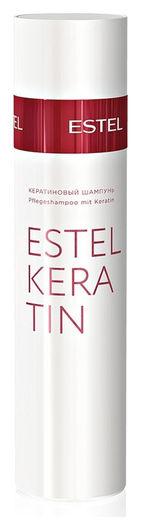 Кератиновый шампунь для волос Estel Keratin Estel Professional Keratin