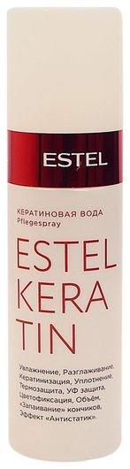 """Кератиновая вода для волос """"Estel Keratin""""  Estel Professional"""