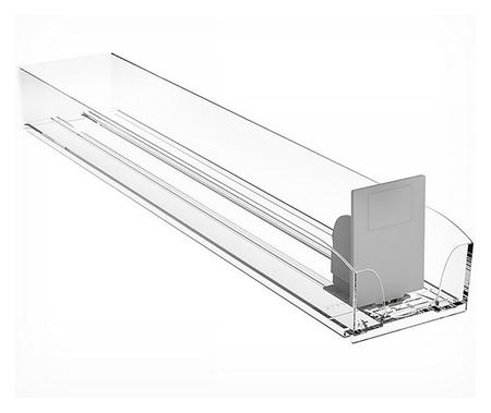 Лоток пластиковый для сигарет Sig-tray, длина 285 мм, сила толк.3n 20шт/уп  NNB