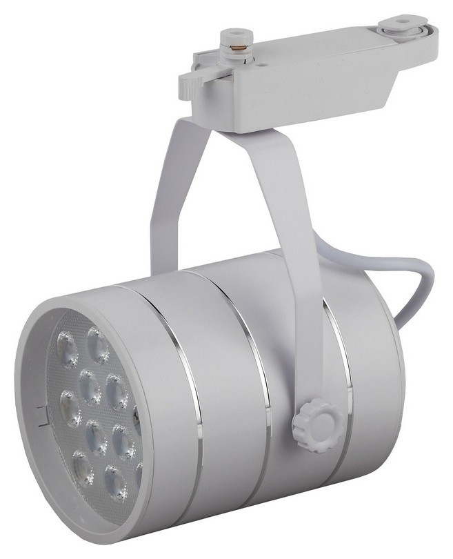 Светильник трековый Эра TR3 - 12 WH 12вт белый SMD (TR3 - 12 WH)  Эра
