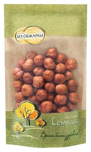 Орехи фундук семушка сушеный, 120г  Семушка