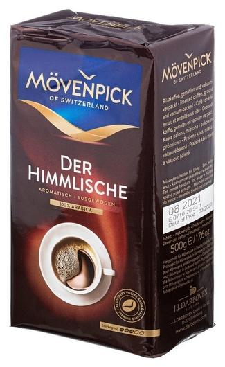 Кофе Movenpick Der Himmlische молотый, 500г  Movenpick
