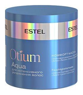 Комфорт-маска для интенсивного увлажнения волос Estel Professional