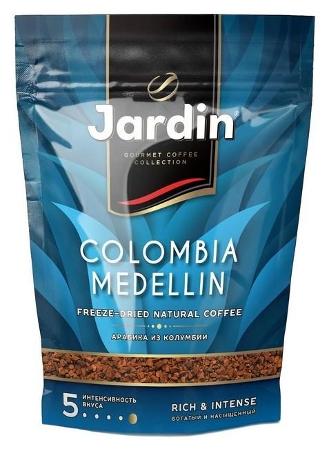 Кофе Jardin Colombia Medellin раств . субл . 150 г пакет 1014-08  Jardin