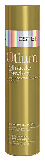 Шампунь-уход для восстановления волос Estel Professional Otium Miracle Revive