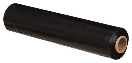 Стрейч-пленка для ручн.упак черная 180% 23мкм 50смx300м 3.17кг нетто  NNB