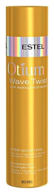 Шампунь для волос Estel Professional Крем-шампунь для вьющихся волос