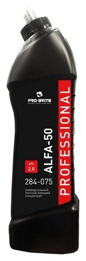 Профхим сантех кисл гель для мытья сантехн Pro-brite/alfa-50 (284-075), 0,75л  Pro-brite
